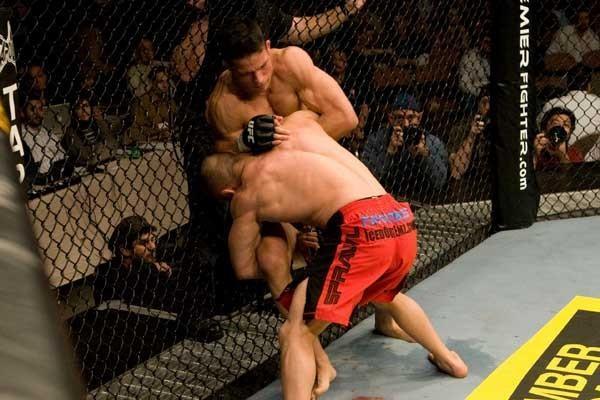 UFC 79 Nemesis Manny Gamburyan vs Nate Mohr