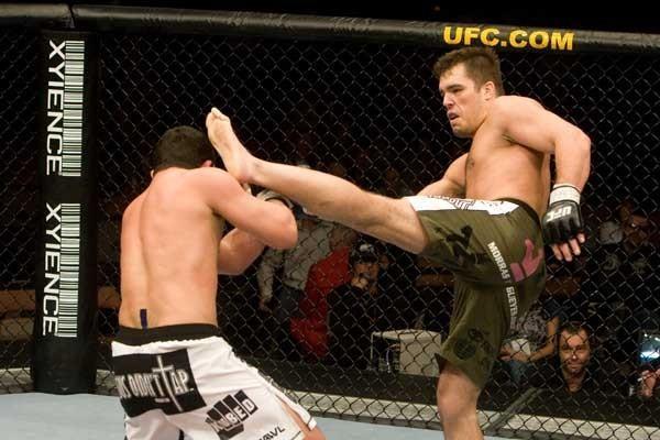 UFC 79 Nemesis Dean Lister vs Jordan Radev