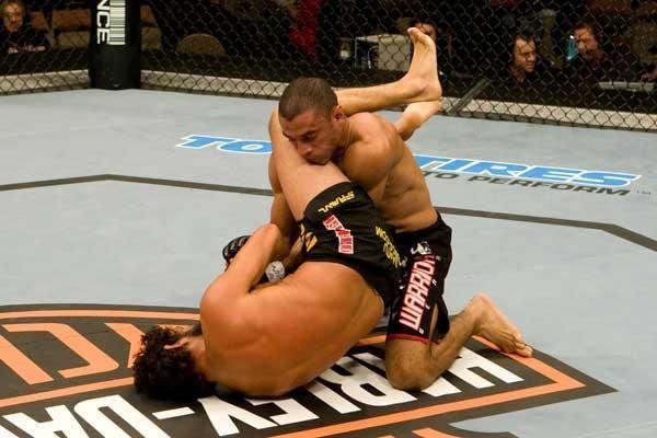 UFC 79 Nemesis Roan Carneiro vs Tony DeSouza