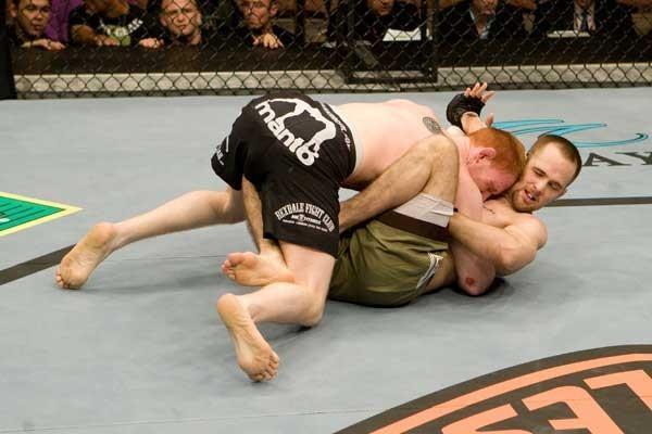 UFC 79 Nemesis Mark Bocek vs Doug Evans