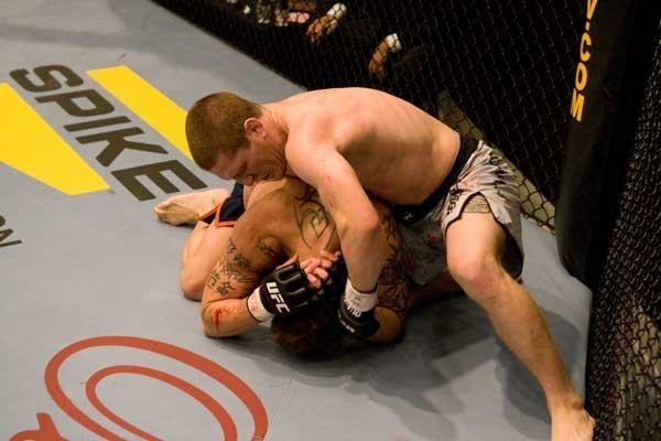 The Ultimate Fighter Episode 09 Danzig vs Kolosci