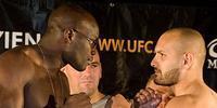 Cheick Kongo Carmelo Marrero UFC 64 Weigh In