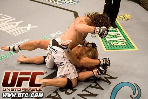 UFC 64 Justin James Vs. Clay Guida