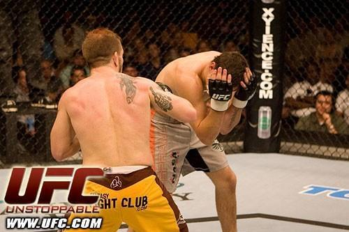 UFC 64 Spencer Fisher Vs. Dan Lauzon