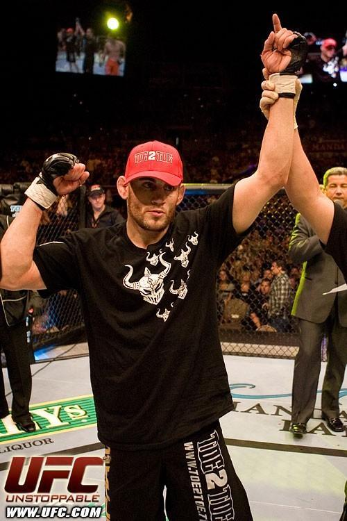 UFC 64 Jon Fitch