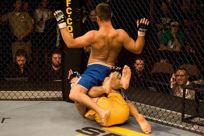 The Ultimate Fighter 5 Finale Matt Wiman vs Brian Geraghty