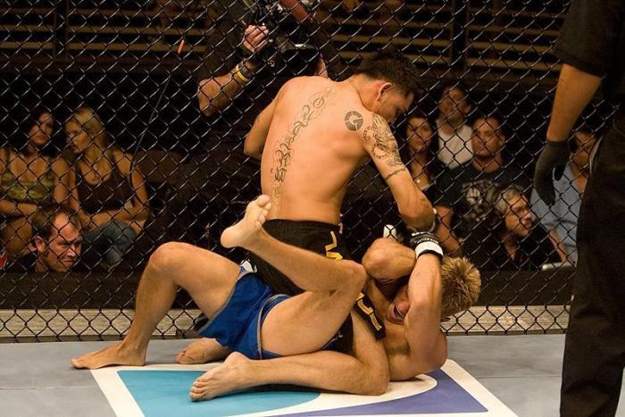 The Ultimate Fighter 5 Finale Gray Manard vs Rob Emerson