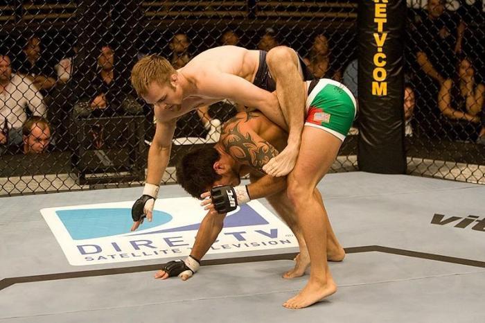 The Ultimate Fighter 5 Finale Roger Huerta vs Doug Evans