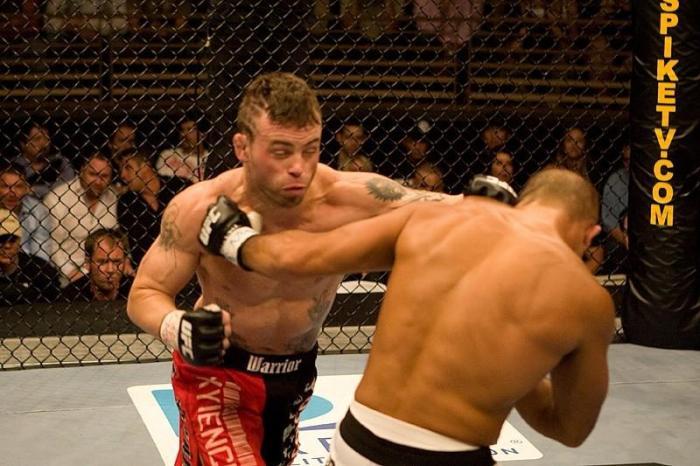 The Ultimate Fighter 5 Finale BJ Penn vs Jens Pulver