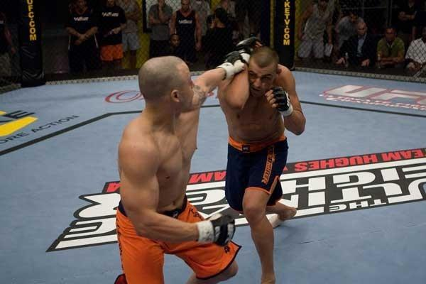 The Ultimate Fighter Episode 10 Sotiropoulos vs Hightower