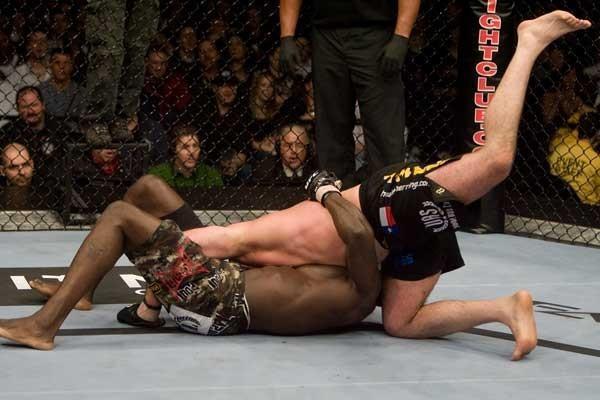UFC 82 Heath Herring vs Cheick Kongo