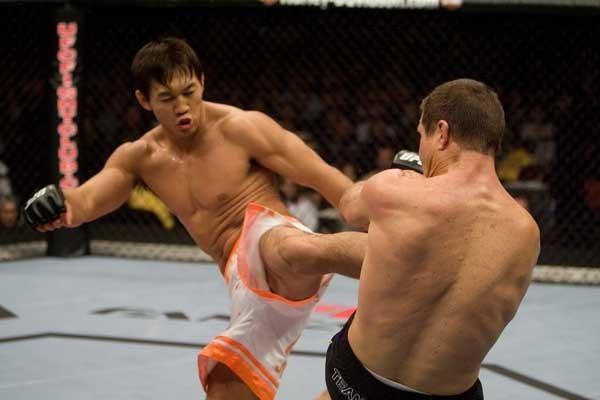UFC 82 Yushin Okami vs Evan Tanner