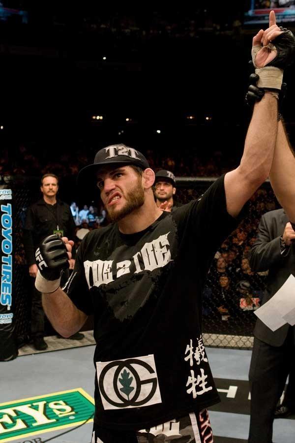 UFC 82 Jon Fitch