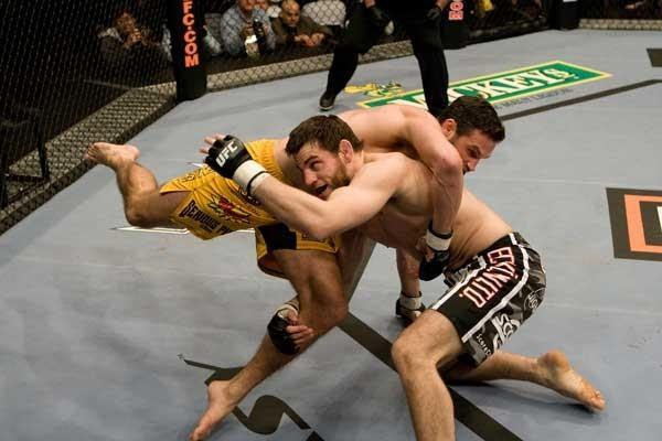UFC 82 Jon Fitch vs Chris Wilson