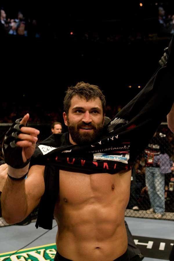 UFC 82 Andrei Arlovski