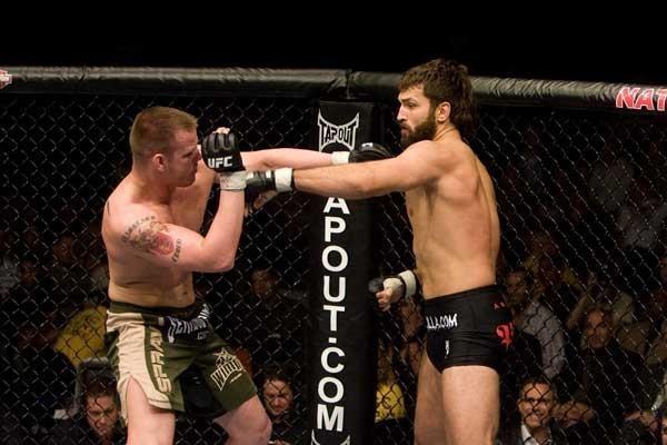 UFC 82 Andrei Arlovski vs Jake O'Brien