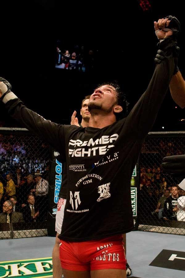 UFC 82 Jorge Gurgel