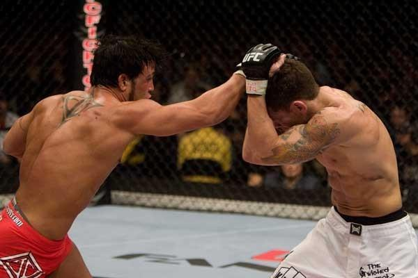 UFC 82 Jorge Gurgel vs John Halverson