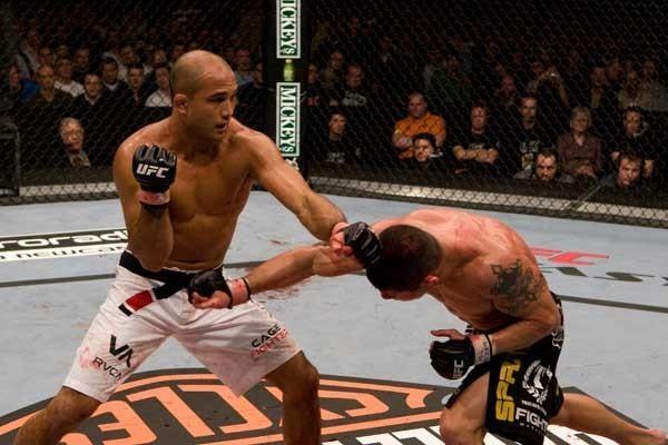 UFC 80 Rapid Fire BJ Penn vs Joe Stevenson