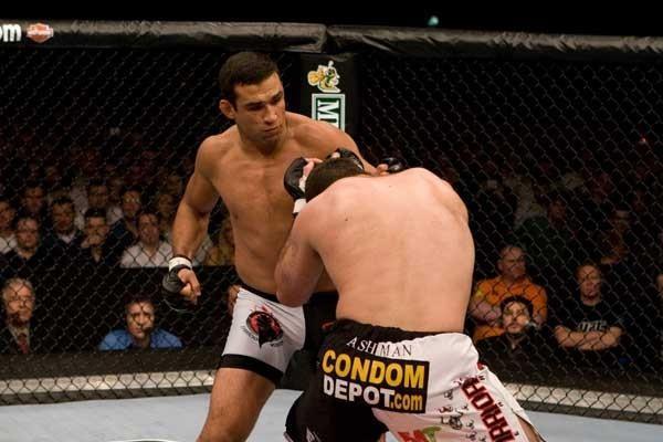 UFC 80 Rapid Fire Fabricio Werdum vs Gabriel Gonzaga