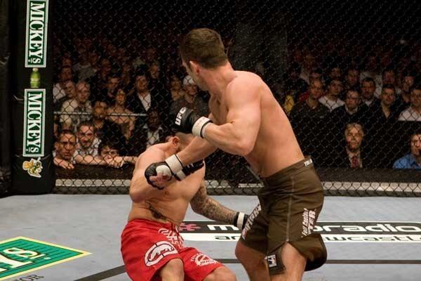 UFC 80 Rapid Fire Marcus Davis vs Jess Liaudin