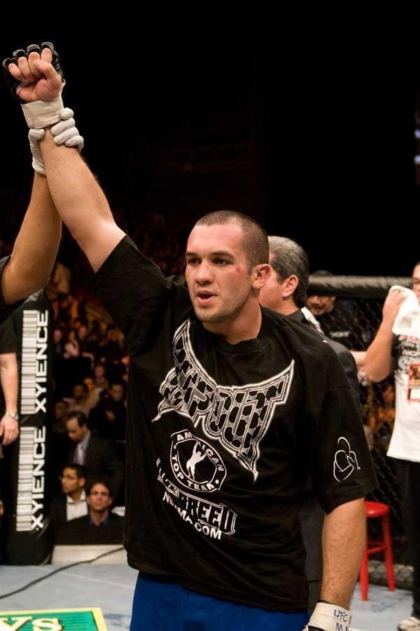 UFC 80 Rapid Fire Wilson Gouveia
