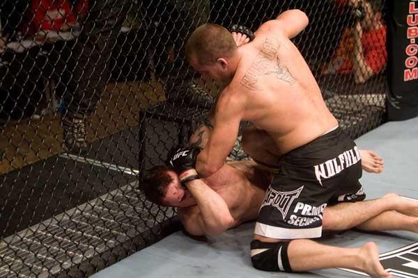 UFC 80 Rapid Fire Wilson Gouveia vs Jason Lambert