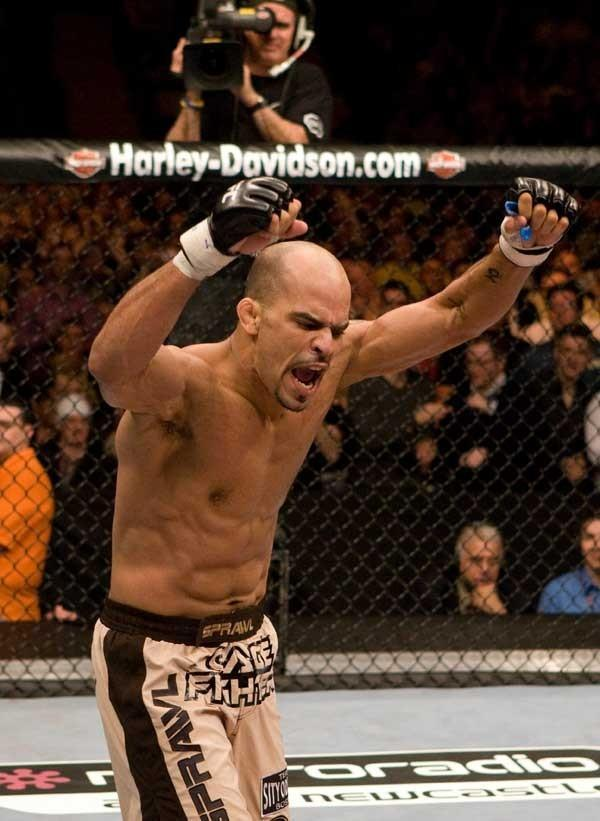 UFC 80 Rapid Fire Jorge Rivera