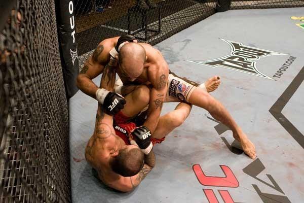 UFC 80 Rapid Fire Jorge Rivera vs Kendall Grove