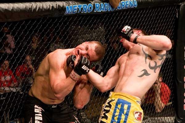 UFC 80 Rapid Fire Paul Kelly vs Paul Taylor