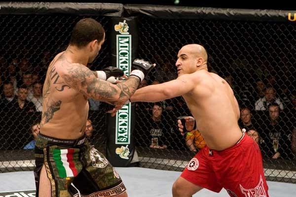 UFC 80 Rapid Fire Alessio Sakara vs James Lee