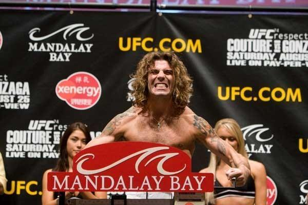 UFC 74 Weigh In Clay Guida