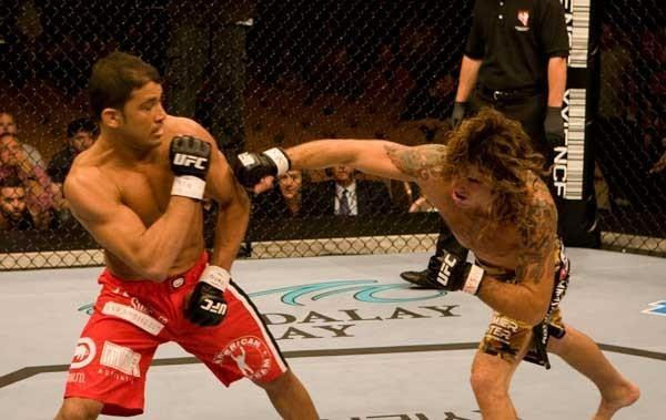 UFC 74: Respect Clay Guida vs. Marcus Aurelio