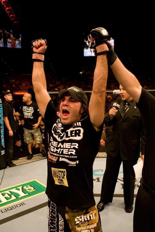 UFC 74: Respect Clay Guida