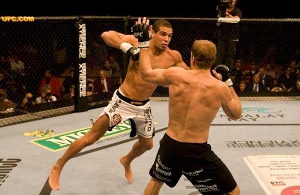 UFC 74: Respect Thales Leites vs. Ryan Jensen