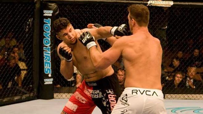 UFC 74: Respect Frank Mir vs. Antoni Hardonk