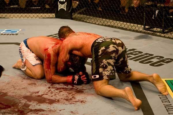 UFC 74: Respect Renato Sobral vs. David Heath