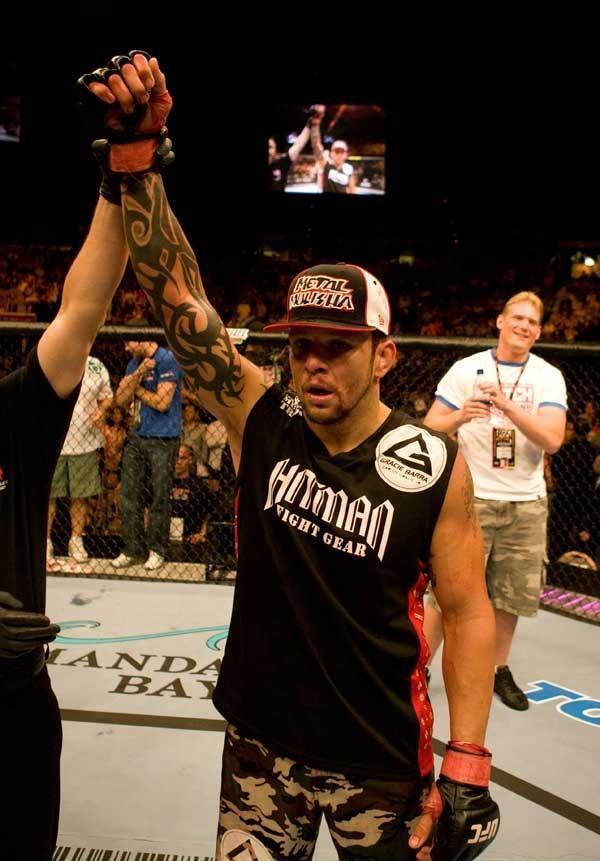 UFC 74: Respect Renato Sobral