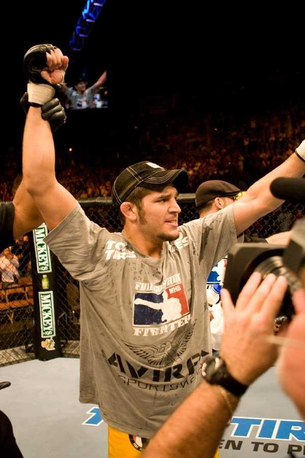 UFC 74: Respect Patrick Cote
