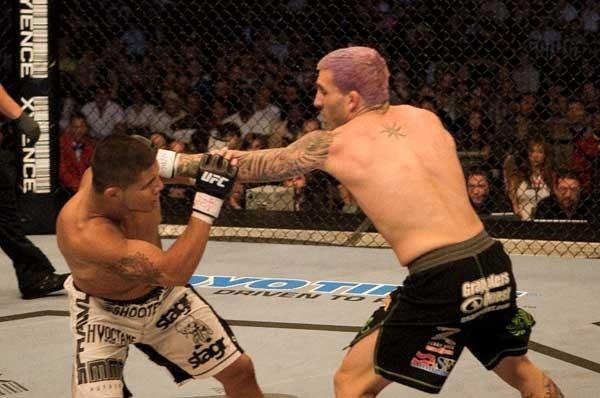 UFC 74: Respect Joe Stevenson vs. Kurt Pellegrino
