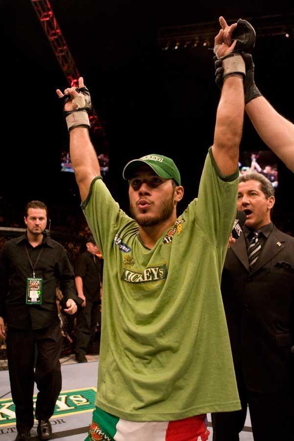 UFC 74: Respect Roger Huerta