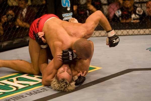 UFC 74: Respect Georges St-Pierre vs. Josh Koscheck