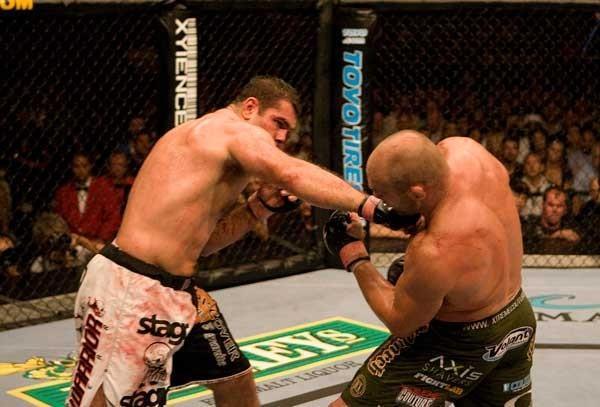 UFC 74: Respect Randy Couture vs. Gabriel Gonzaga