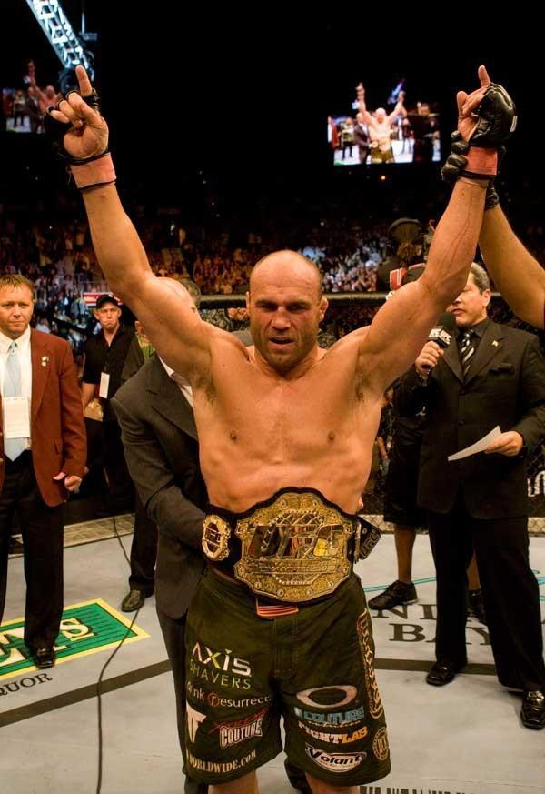 UFC 74: Respect Randy Couture