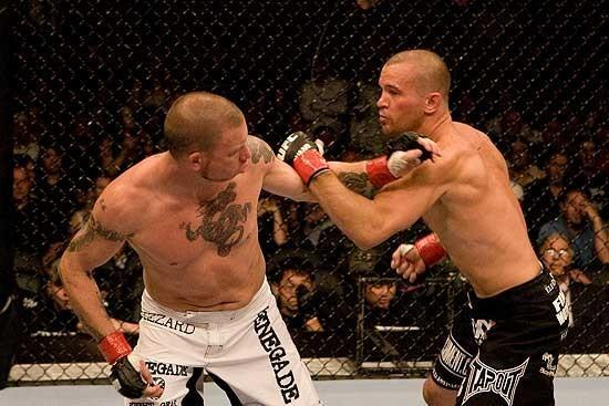 Chris Lytle vs Jason Gilliam UFC 73