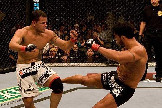 Gorge Jurgel vs Diego Saraiva UFC 73