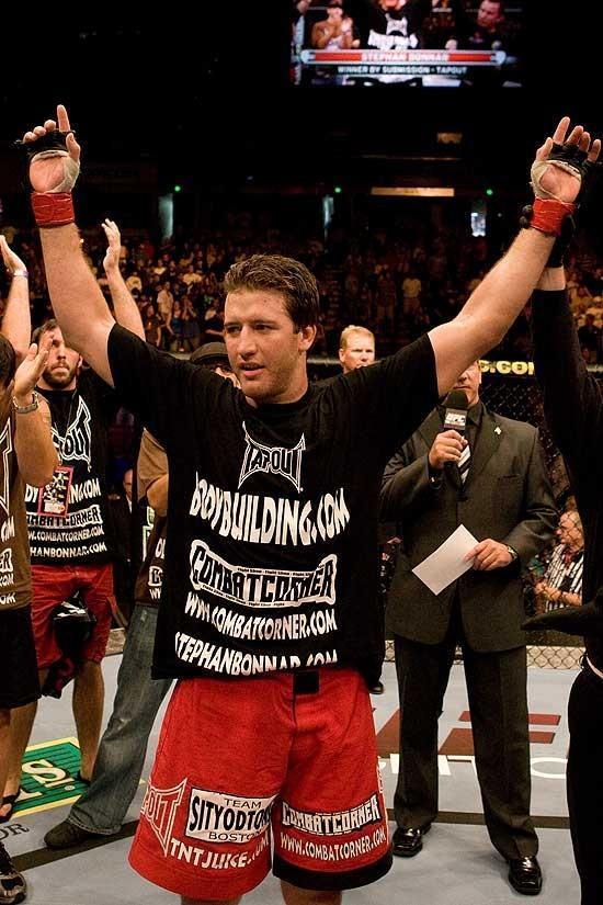 Stephan Bonner UFC 73