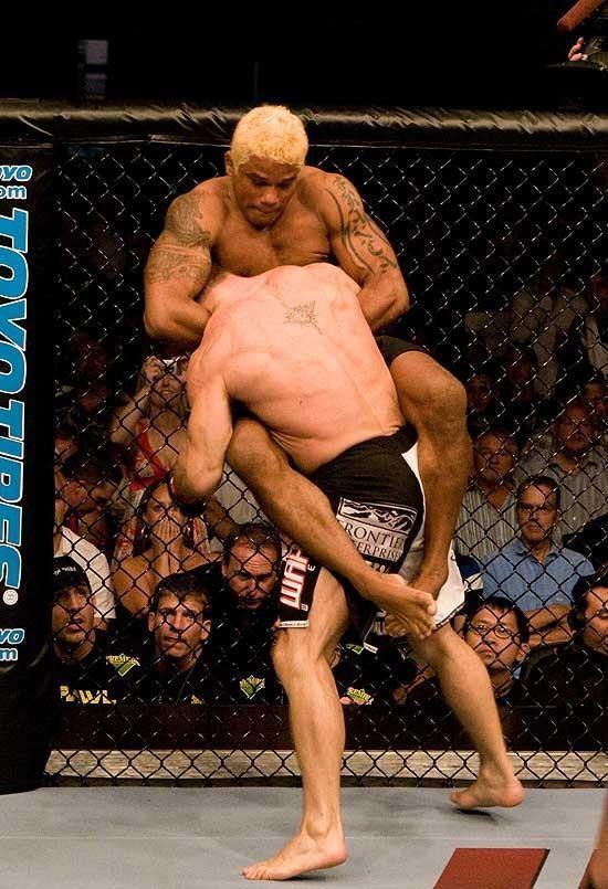 Sean Sherk vs Hermes Franca UFC 73