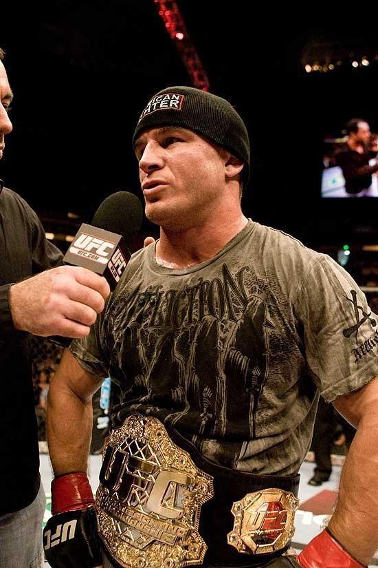 Sean Sherk UFC 73