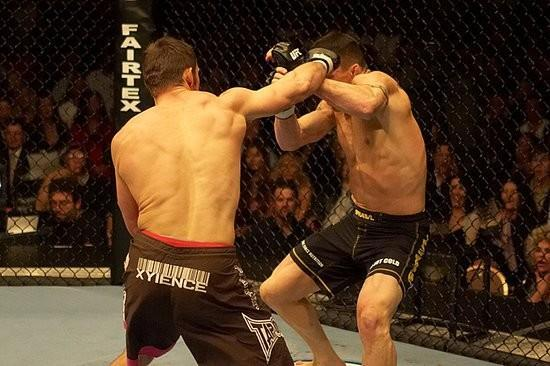 UFC 56 Franklin vs Quarry